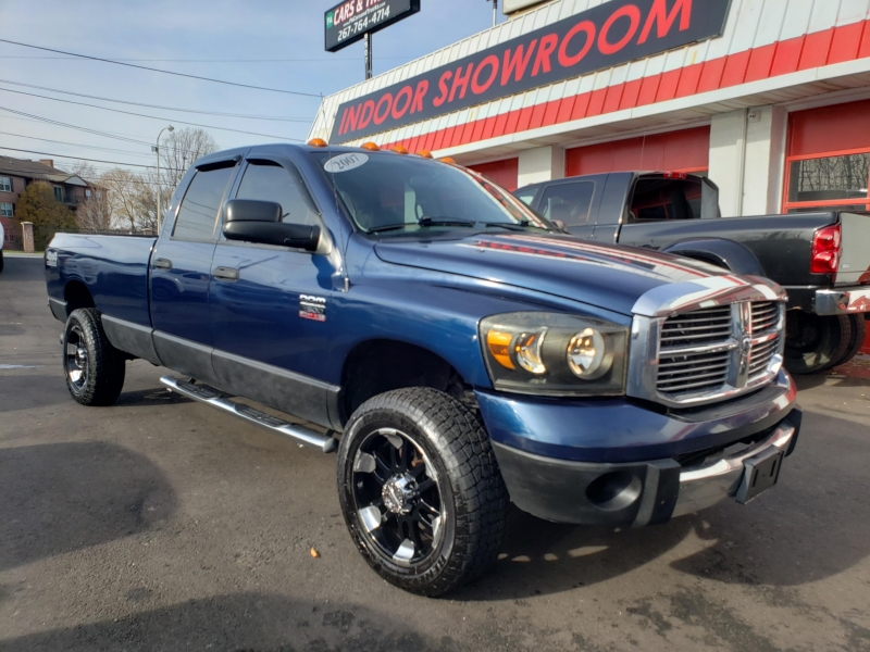 Dodge Ram 2500 2007 price $16,995