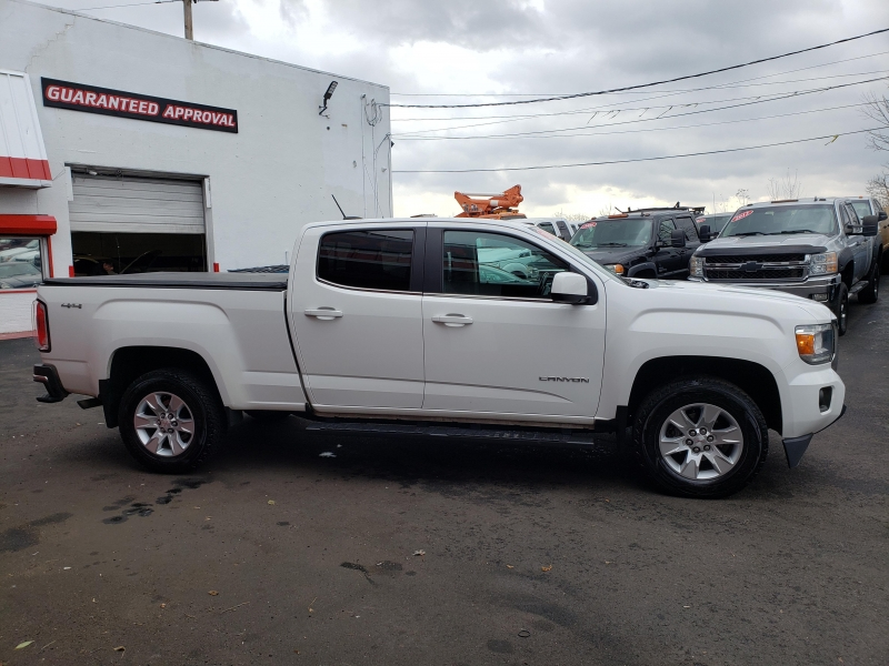 GMC Canyon 2016 price $14,995