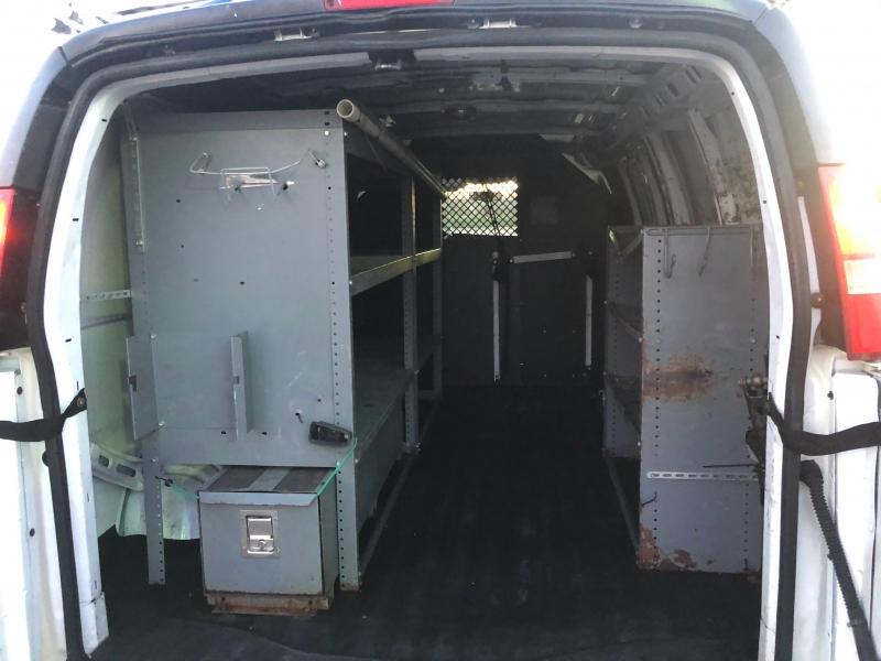 Chevrolet Express Cargo Van 2011 price $10,495