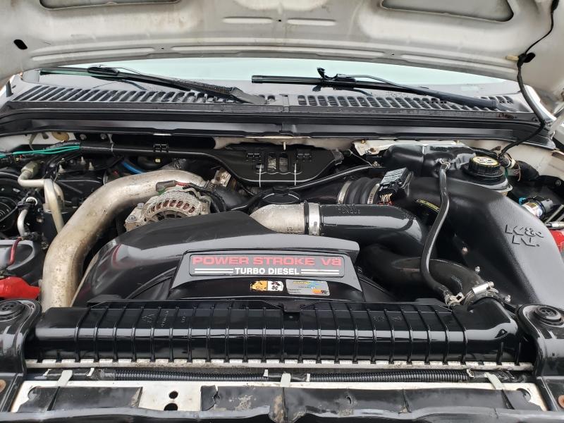 Ford Super Duty F-350 SRW 2005 price $7,495