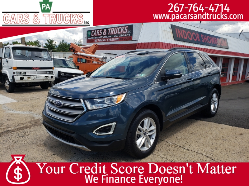 Ford Edge 2016 price $15,495