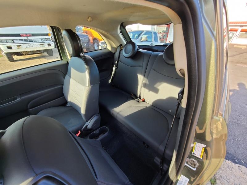 Fiat 500 2013 price $6,295