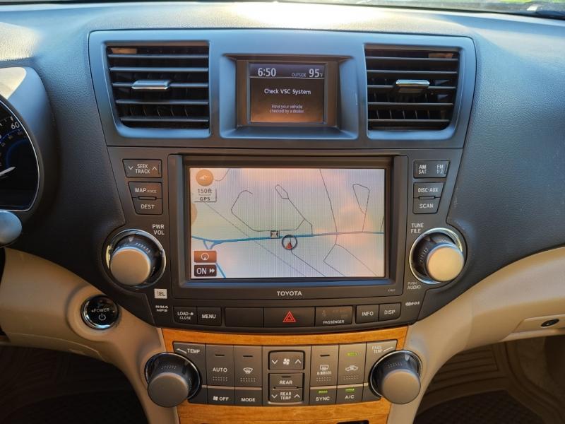 Toyota Highlander Hybrid 2008 price $10,495