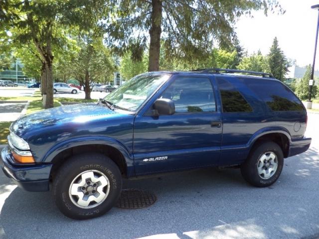 2005 Chevrolet Blazer 2dr Auto 4x4 Local Runs Great Inventory