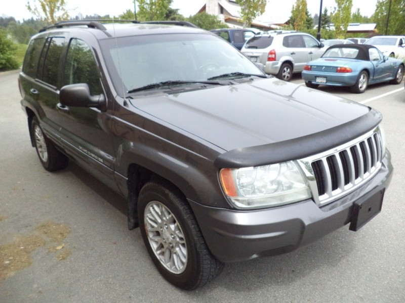 2004 JEEP GRAND CHEROKEE LIMITED AWD 4 7 LOCAL NO ACCIDENTS VIVA
