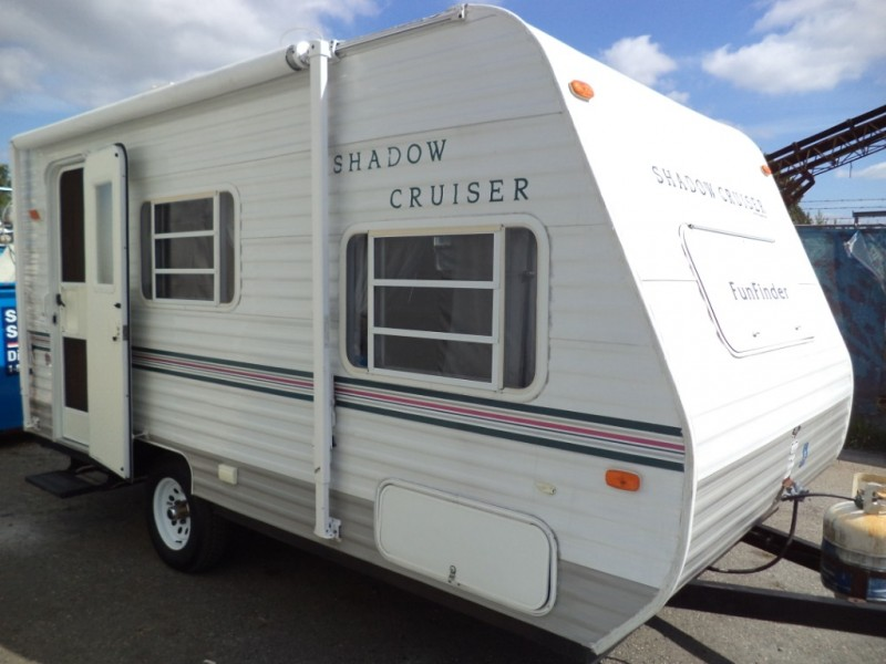 SHADOW CRUISER 16FT TRAILER Other 2004 price $8,250