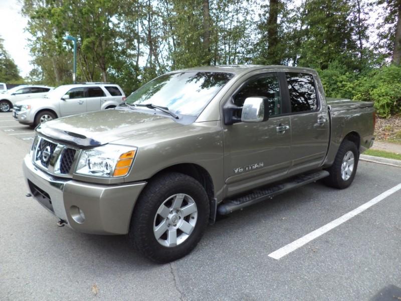 Nissan Titan 2006 price $9,950