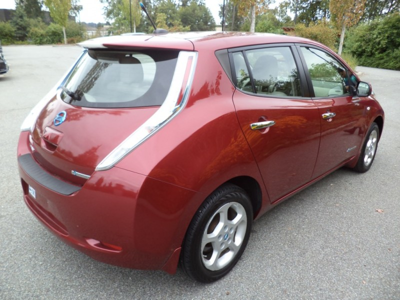 Nissan LEAF 2012 price $6,250