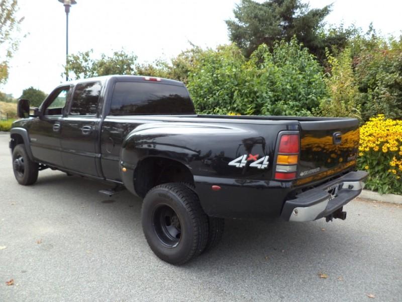 Chevrolet Silverado 3500HD 2002 price $7,450