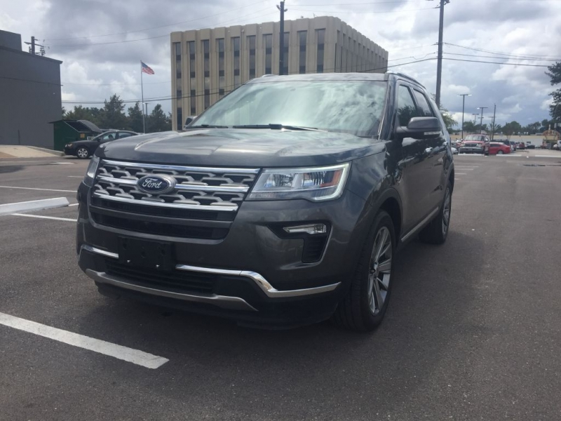 FORD EXPLORER 2018 price $29,999