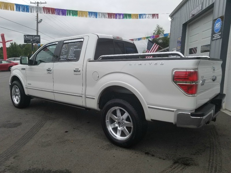 Ford F150 Limited 2013 price $22,980