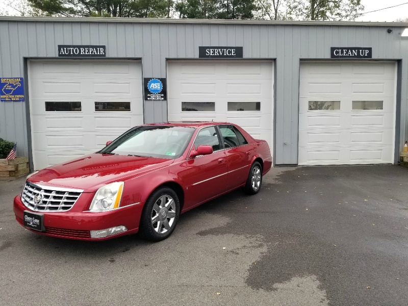 CADILLAC DTS 2006 price $5,995