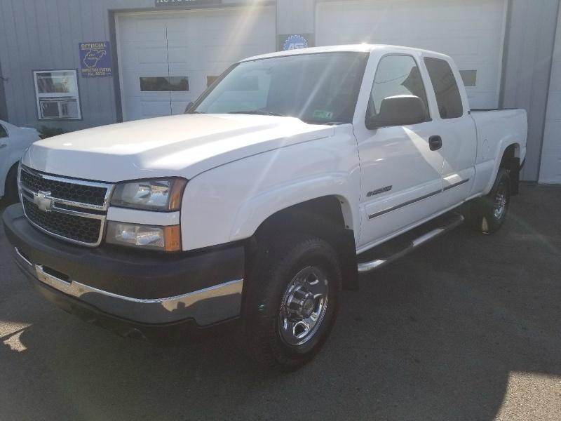 Chevrolet SILVERADO 2500 2006 price $8,995