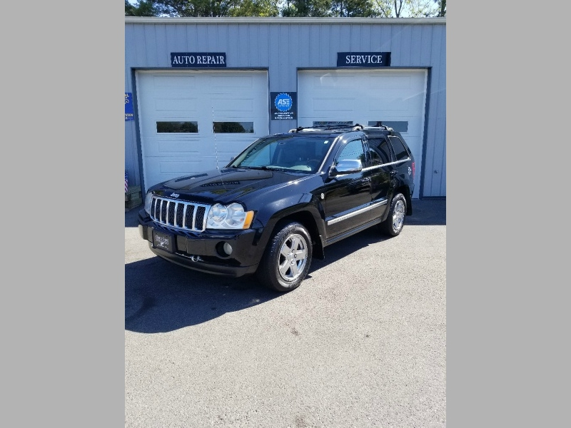 JEEP GRAND CHEROKEE 2006 price $8,475
