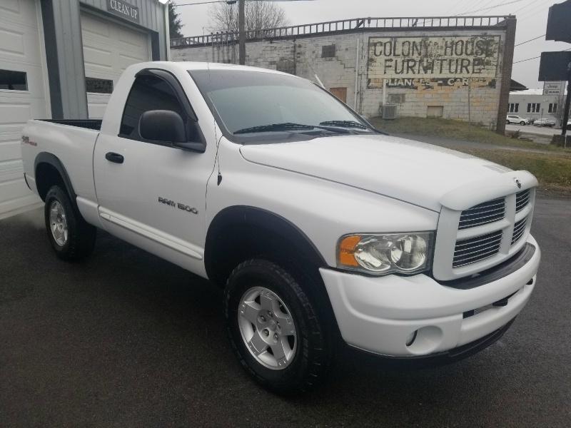Dodge RAM 1500 2004 price $8,495