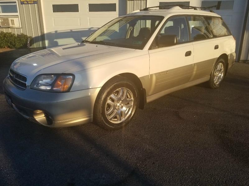 Subaru LEGACY 2002 price $3,525