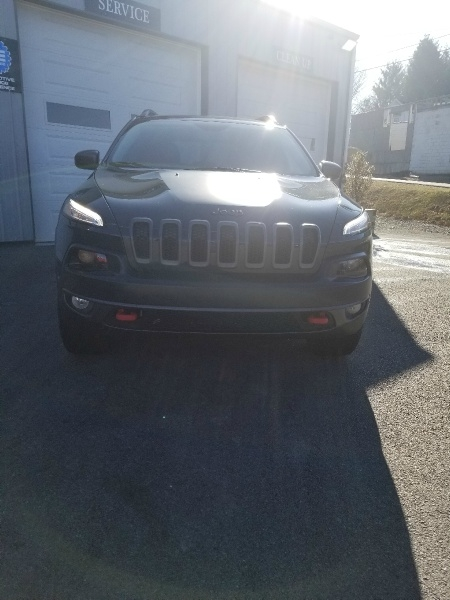 JEEP CHEROKEE 2016 price $21,660