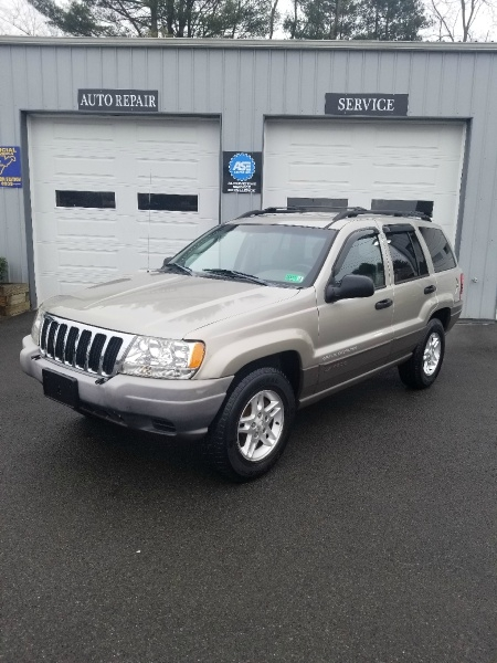 JEEP GRAND CHEROKEE 2003 price $3,495