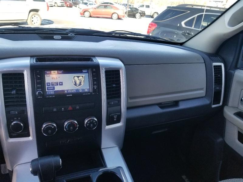 DODGE RAM 1500 2011 price $13,680