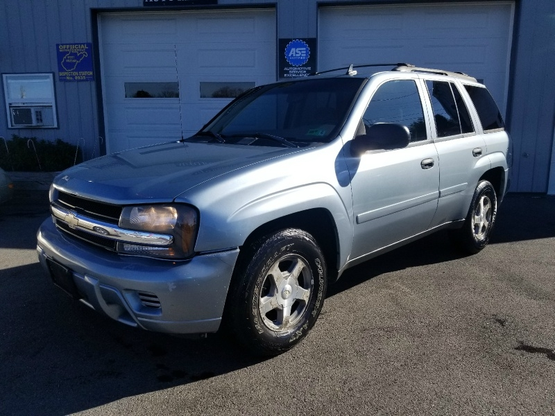 CHEVROLET TRAILBLAZER 2006 price $4,980