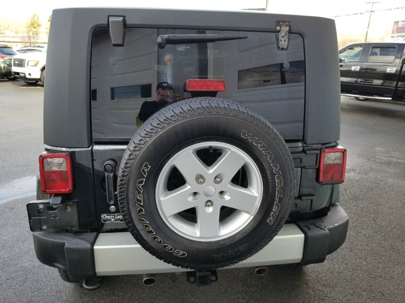 JEEP WRANGLER UNLIMI 2010 price $16,700