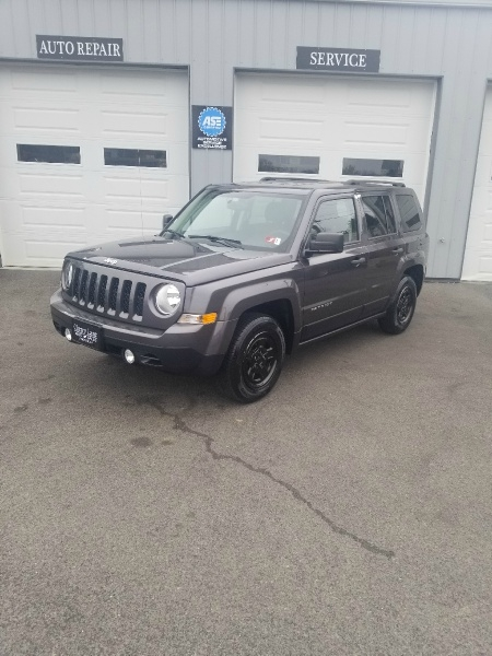 Jeep PATRIOT 2016 price $12,995