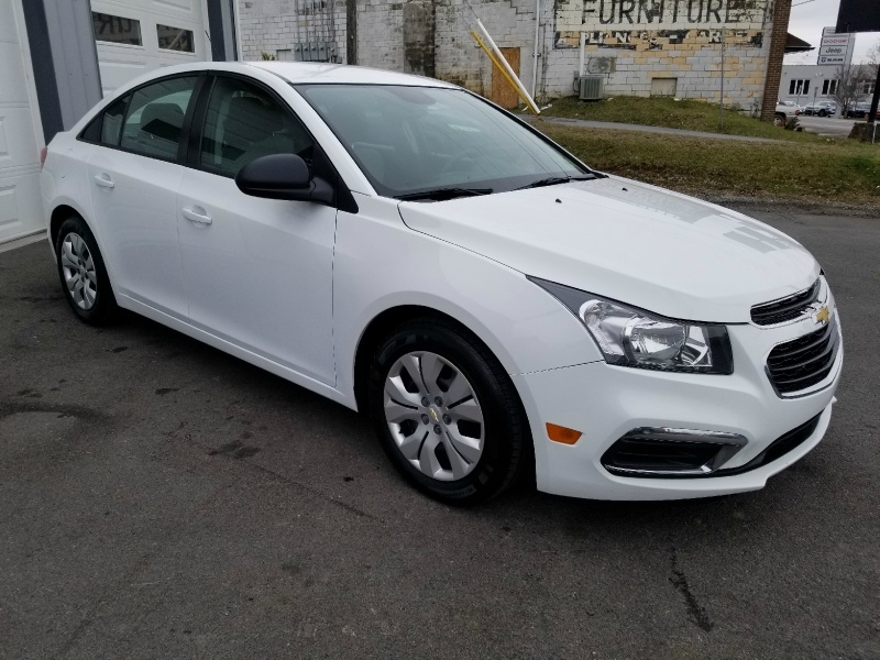 CHEVROLET CRUZE LIMITED 2016 price $8,995
