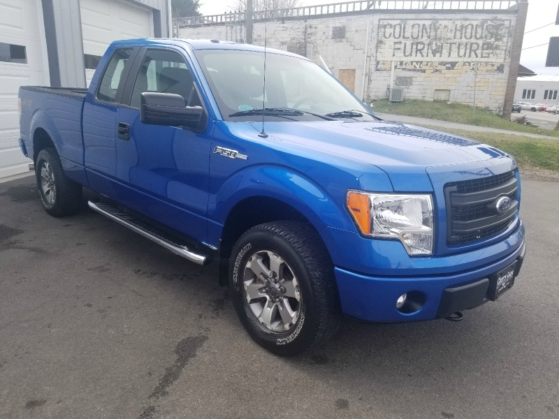 FORD F150 2014 price $19,750
