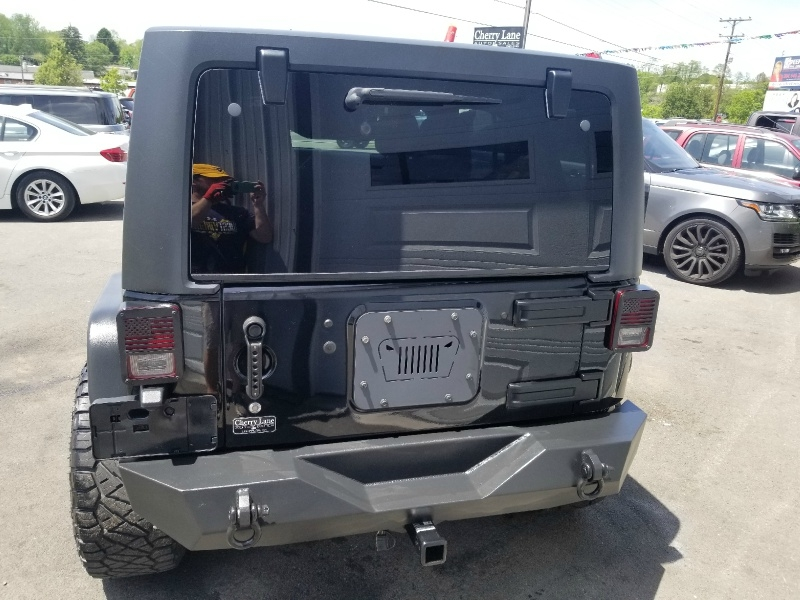 JEEP WRANGLER UNLIMI 2011 price $17,995
