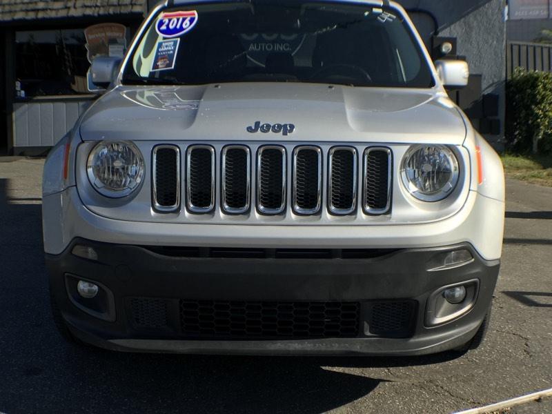 Jeep Renegade 2016 price $16,299