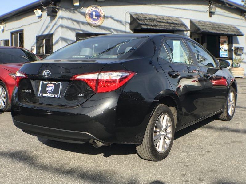 Toyota Corolla 2015 price $15,299