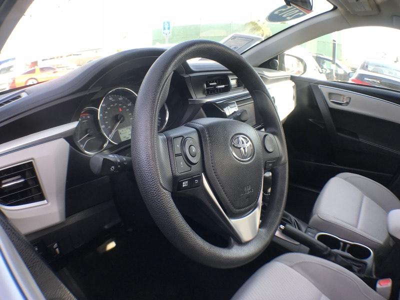 Toyota Corolla 2015 price $14,899