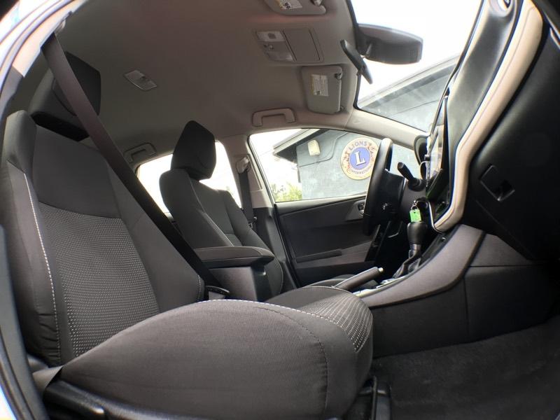 Toyota Corolla iM 2018 price $15,495