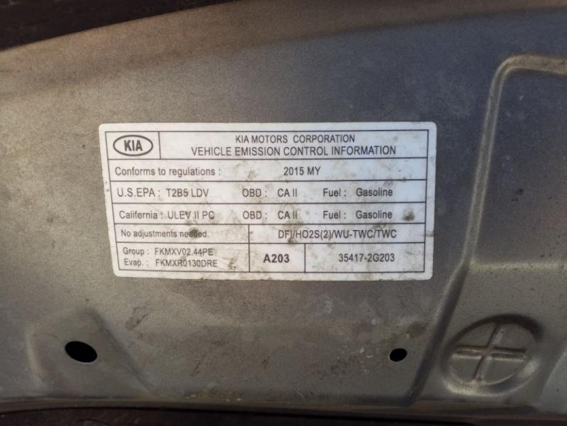 Kia Sorento 2015 price $13,075