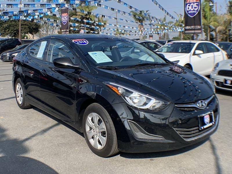 Hyundai Elantra 2016 price $10,700