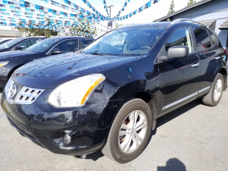 Nissan Rogue 2012 price $8,499