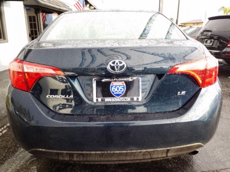 Toyota Corolla 2018 price $15,000