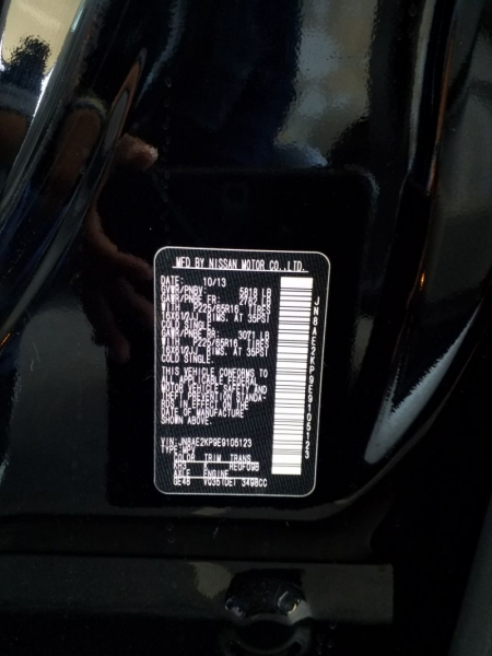 Nissan Quest 2014 price $12,495