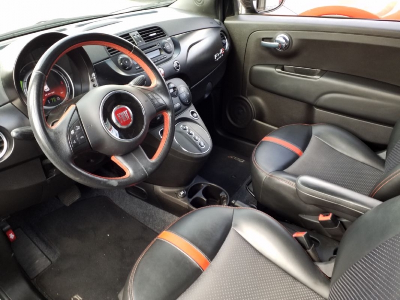 FIAT 500e BATTERY ELECTRIC 2013 price $6,995