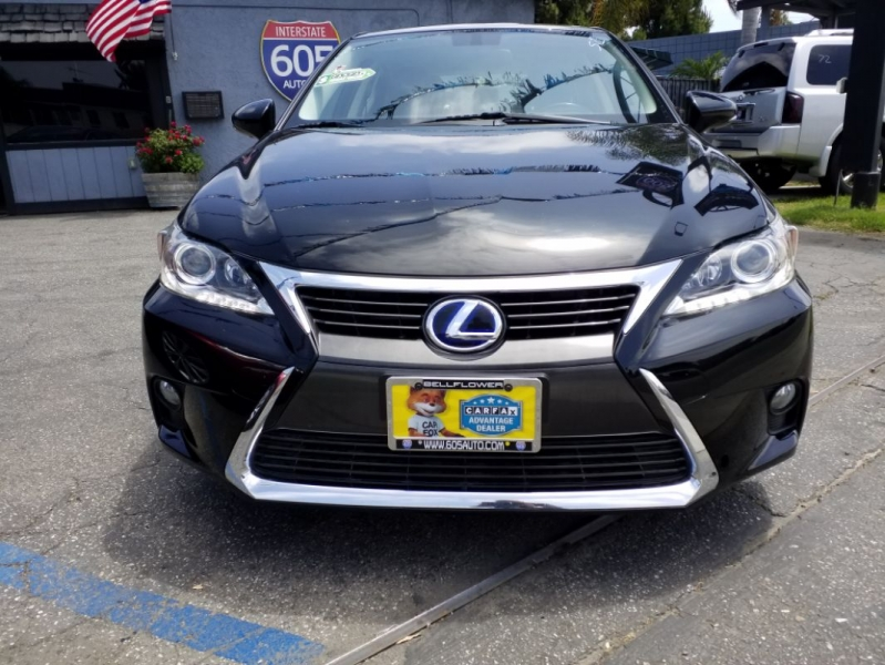 Lexus CT 200h 2016 price $18,695