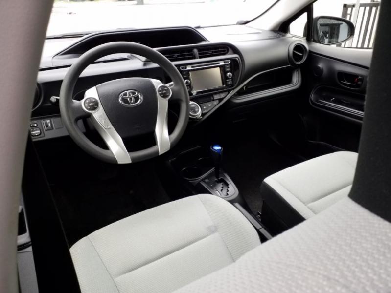 Toyota Prius c 2016 price $14,995