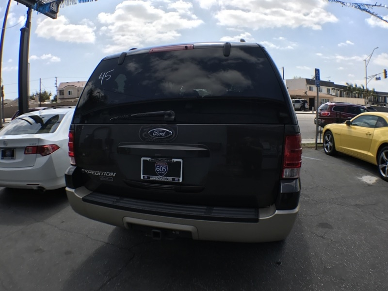 Ford Expedition 2006 price $5,895