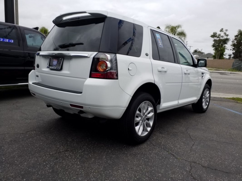 Land Rover LR2 2014 price $18,495