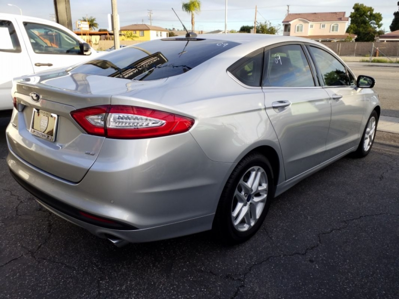 Ford Fusion 2016 price $13,195