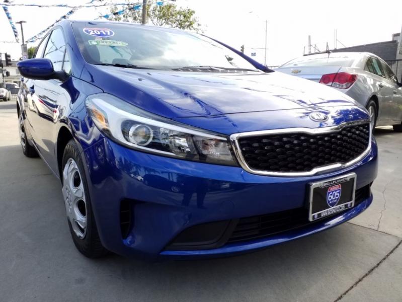 Kia Forte 2017 price $10,495
