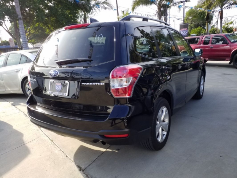 Subaru Forester 2016 price $17,995