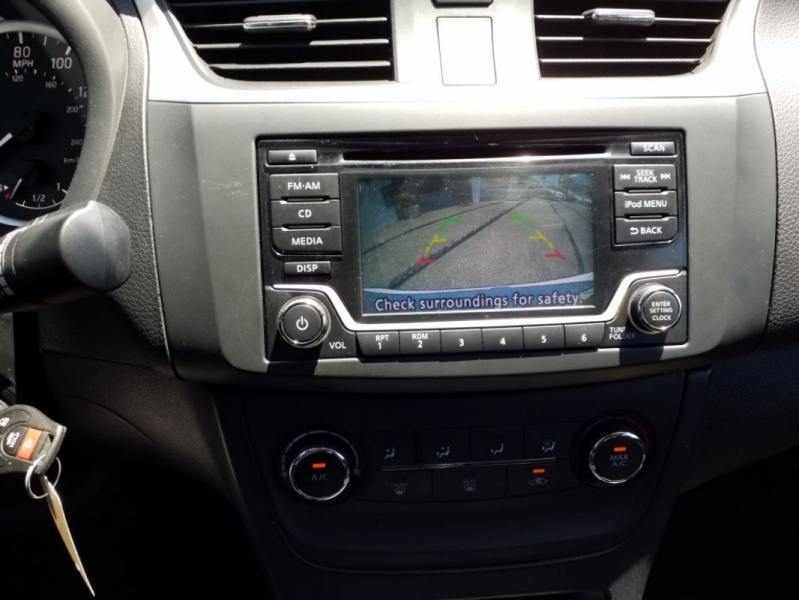 Nissan Sentra 2018 price $13,495