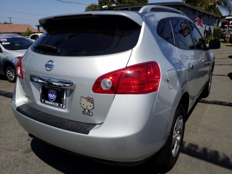 Nissan Rogue Select 2014 price $12,995