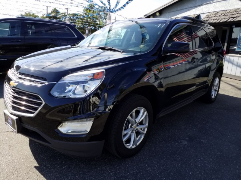Chevrolet Equinox 2017 price $17,495