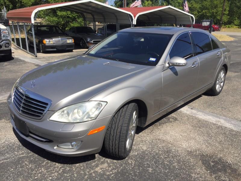 2007 Mercedes-Benz S550 - Inventory | anb auto center | Auto